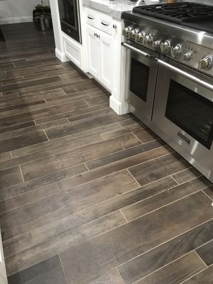 Wood looking tile for Sale in CA, US