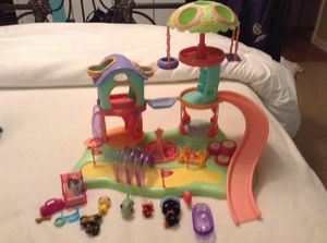 Large my Littlest Petshop playset for Sale in Stimson Crossing, WA