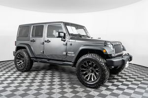 2018 Jeep Wrangler JK Unlimited for Sale in Marysville, WA