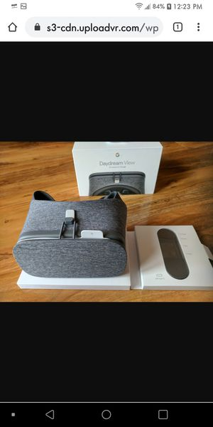 DAYDREAM VIEW VR Headset by Google for Sale in Colorado Springs, CO