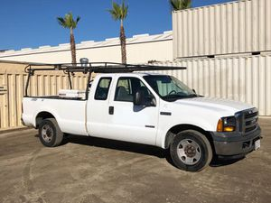 2006 Ford F-250 superduty extended cab pick up truck - Diesel for Sale in San Bernardino, CA