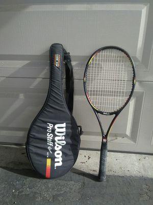 Wilson Tennis racket for Sale in Costa Mesa, CA