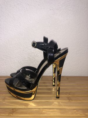 Bebe- Black- High Heels for Sale in Pembroke Pines, FL