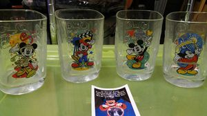 Mickey Mouse glasses collectibles for Sale in Burbank, IL