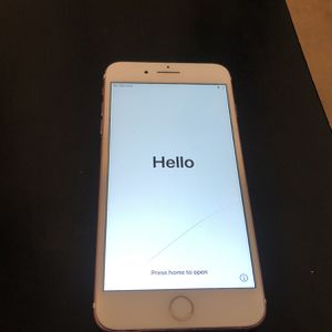 iPhone 7 Plus For T-Mobile First Come First Serve for Sale in Vista, CA