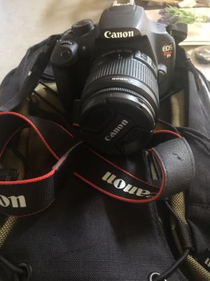 Canon Rebel T5 for Sale in Tempe, AZ