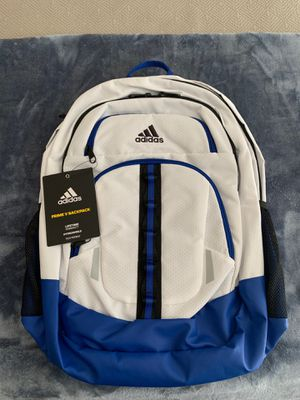 Adidas - Prime V Backpack (Brand New!) for Sale in Charlotte, NC