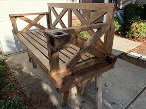 Custom Handmade Porch Swing for Sale in Alpharetta, GA