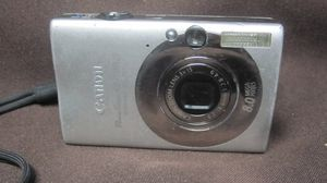 Canon Powershot SD1100 IS Digital Elph Camera & Canon Battery Charger for Sale in Upland, CA