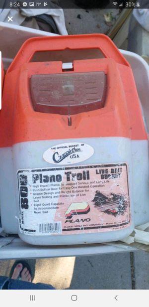 Live bait bucket for Sale in Pueblo, CO