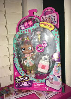 SHOPKINS Dolls for Sale in San Tan Valley, AZ