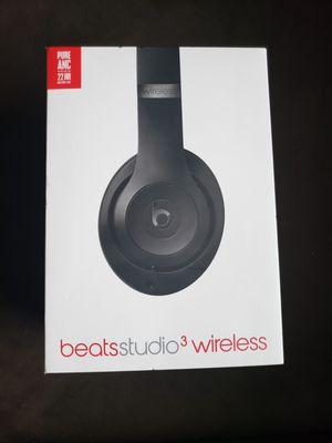 Beats Studio 3 for Sale in Katy, TX