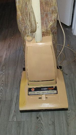 Hoover power drive commercial vacuum for Sale in Houston, TX