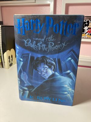 Harry Potter and the Order of the Phoenix hardback for Sale in Carmel, IN
