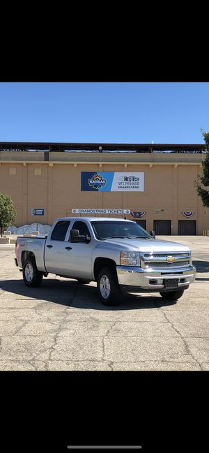 2012 Chevy Silverado LT 4x4 for Sale in Medora, KS
