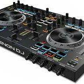 Dj Controller Denon Mc4000 With Odyssey FZGSTKS4BL Case for Sale in Haines City, FL
