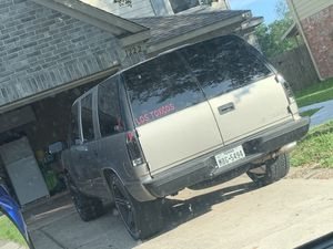 99 Tahoe for Sale in Houston, TX