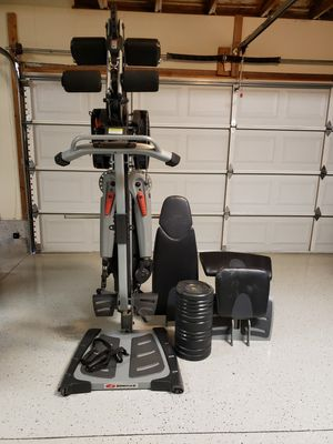 Bowflex Revolution Home Gym All In One With Accessories And Attachments for Sale in City of Industry, CA