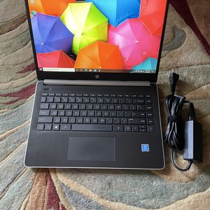 """HP 14"""" Laptop Intel Pentium - Windows 10 (Great For School/Zoom) for Sale in Upland, CA"""