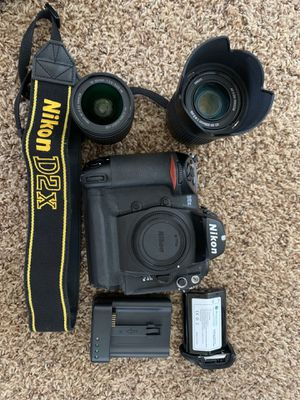 Nikon D2x for Sale in Newberg, OR