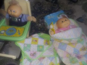 Cabbage Patch Group Deal for Sale in Chesapeake, VA