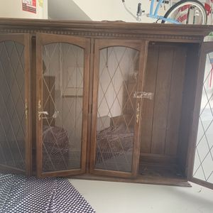Ethan Allen Classic Manor Hutch Top for Sale in Ladera Ranch, CA