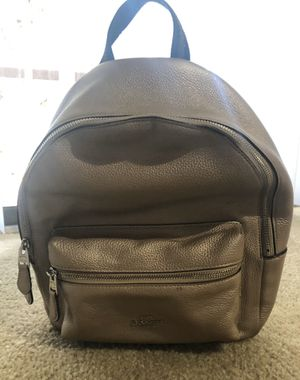 Authentic Coach Backpack Style Purse for Sale in Haines City, FL