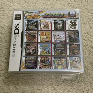Pokemon 23 in 1 game card Nintendo ds dsi ds lite 2DS 3DS 2DSXL 3DSXL for Sale in St. Louis, MO