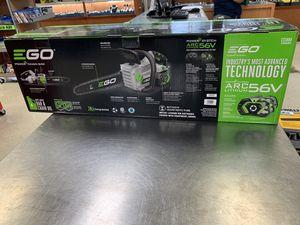 Ego electric chain saw for Sale in Orlando, FL