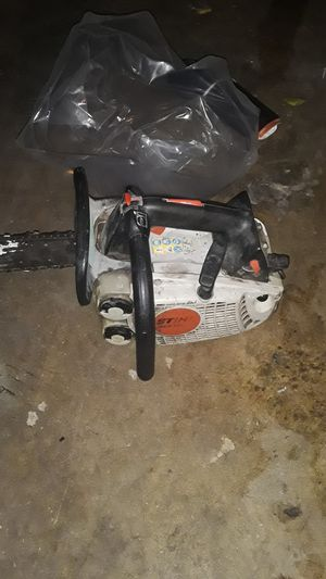 Sthil chainsaw for Sale in San Diego, CA