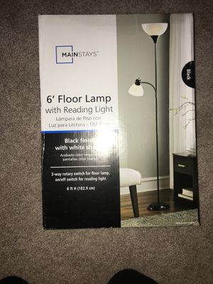 6'floor lamp. for Sale in Land O' Lakes, FL