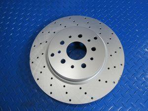 Maserati GranTurismo Gt front rear brake rotors drilled PREMIUM QUALITY 1pc #6739 for Sale in Hallandale Beach, FL