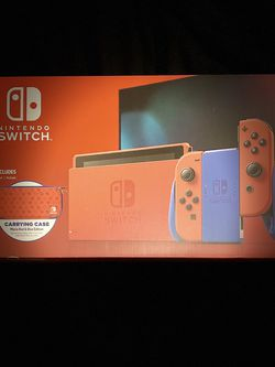 Nintendo Switch Mario Red & Blue Edition for Sale in Gaithersburg,  MD