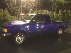 2003 Ford Ranger Snow tires with studs mounted on wheels ready to go for Sale in Portland, OR