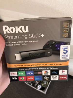 Roku Streaming Stick for Sale in Lakeland, FL