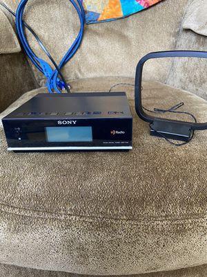 Sony HD Radio for Sale in Edmonds, WA