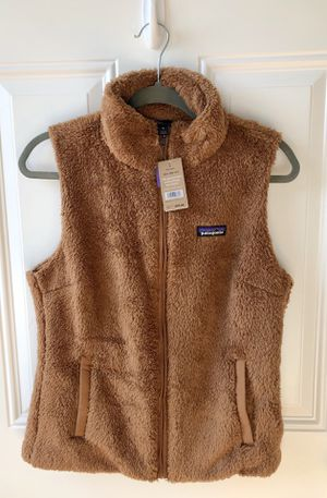 Patagonia Women's Los Gatos Vest Medium Beech Brown for Sale in Waltham, MA