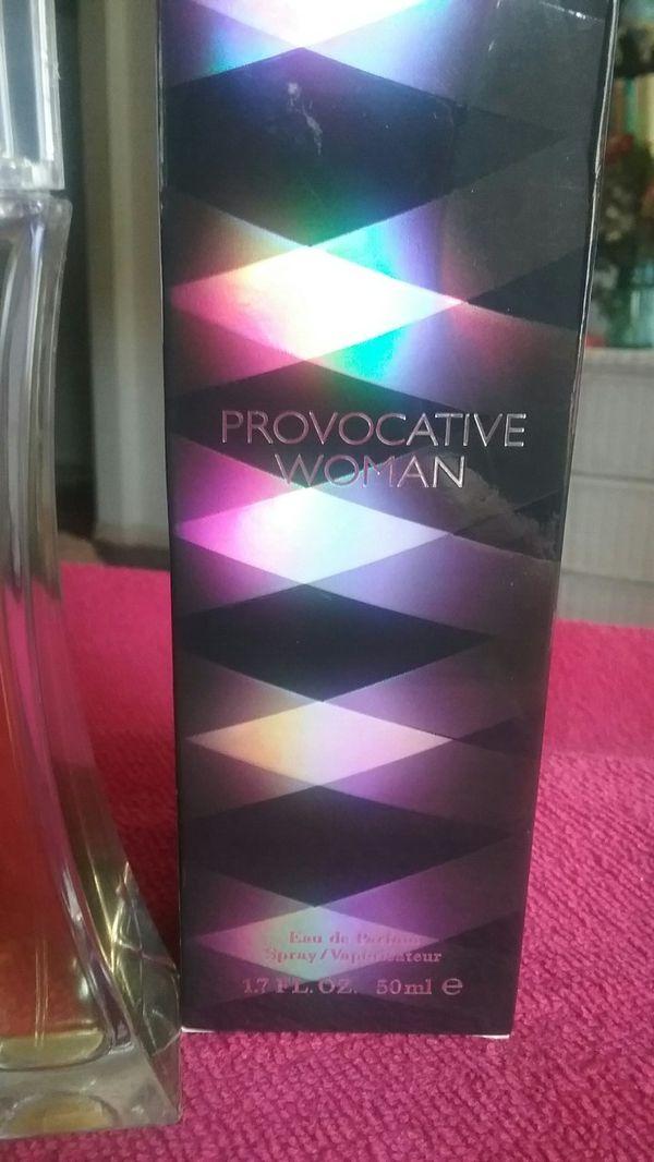 Elizabeth Arden provocative woman EDP perfume 1.7 Oz nib