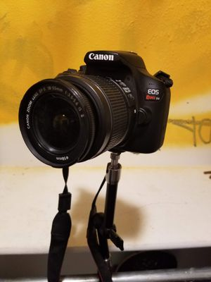 Canon rebel T6 like new!! for Sale in Los Angeles, CA