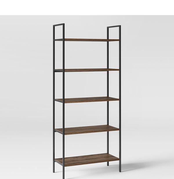 Walnut Wood Bookcase - Selling 2