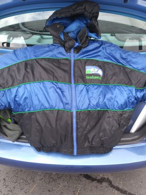 Seahawks Reversible jacket for Sale in Tacoma, WA