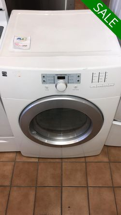 FREE DELIVERY!! Kenmore CONTACT TODAY! Electric Dryer High Efficiency #1491 for Sale in Fort Washington,  MD