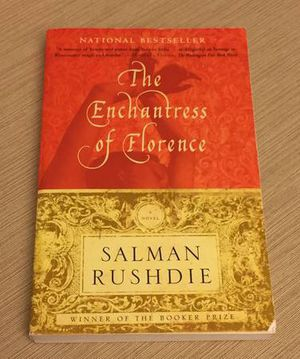 SC book The Enchantress of Florence by Salman Rushdie for Sale in Phoenix, AZ