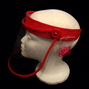 Red Visor Covering for Sale in Chino, CA