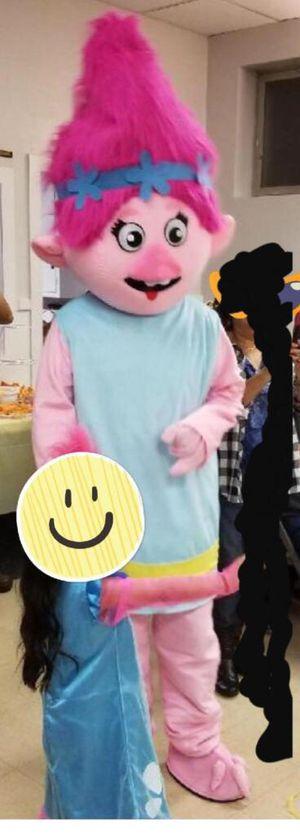 Costume / Mascot Poppy from Trolls for Sale in Marysville, WA