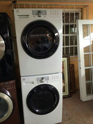 Lavadora y secadora Steam kenmore élite for Sale in Hialeah, FL