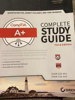 Comptia A+ Study Guide for Sale in Miami,  FL