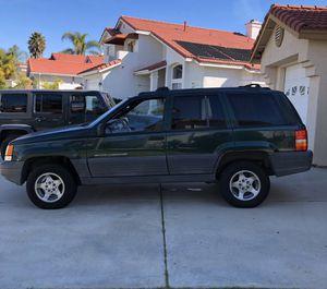 1998 Jeep Grand Cherokee Laredo for Sale in Temecula, CA