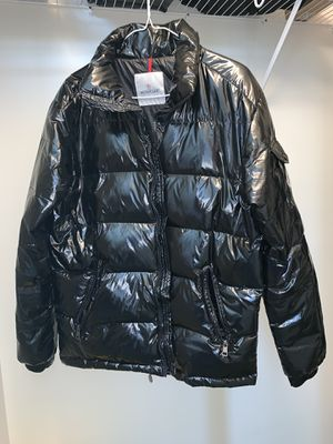 Maya Laque Quilted Down Jacket MONCLER Size 4 for Sale in Washington, DC