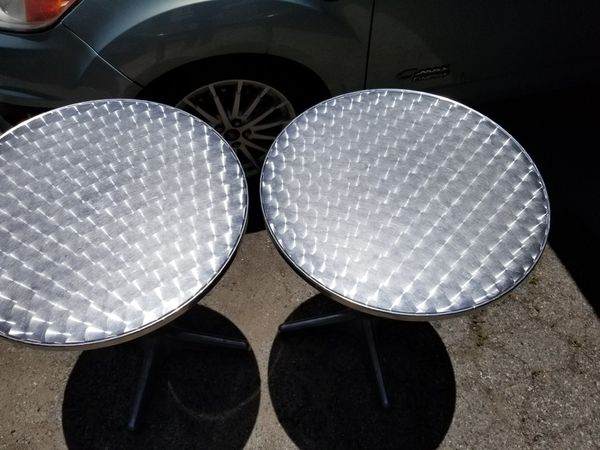 Outdoor Stainless steel Table
